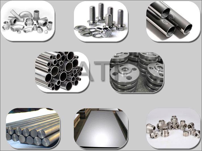 Industrial nickel alloys exporter in mumbai
